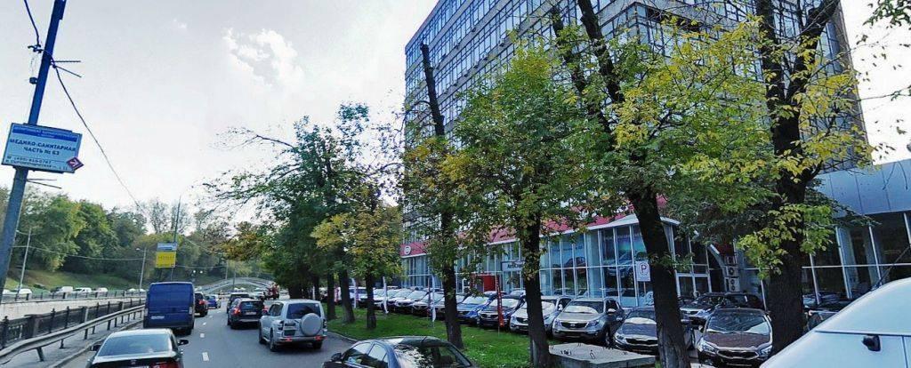 Автостарт на Курской