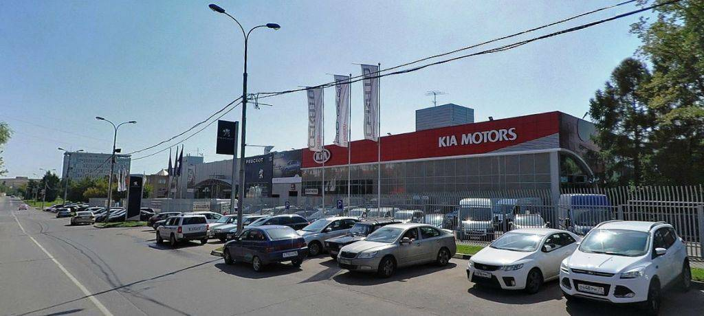 KIA Favorit Юг